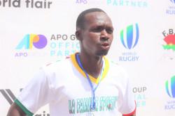 Burkina Faso's captain – Yvette Sawadogo.JPG
