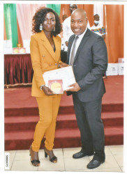 Paule Ella Guei Receiving SportsPlus Award.jpg