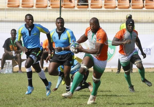 La Côte d'Ivoire s'impose dans le match l'opposant au Rwanda (60-03) et se qualifie pour la phase de poule de la Rugby Africa Cup 2020