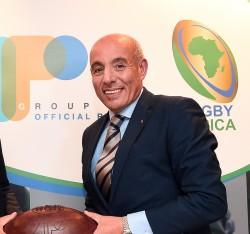 Le Président de Rugby Afrique, Abdelaziz Bougja 1.JPG