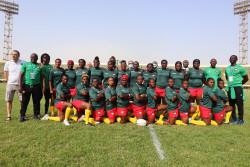 Cameroon's Women's Team.JPG