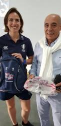 Aziz Bougja President Rugby Afrique et Alhambra Nievas.jpg
