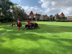 Kenya U20's residential training at Brookhouse School in preparation for the tournament.jpg