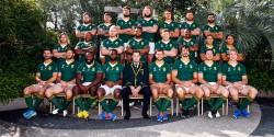 191101 Springbok team for RWC final_c_GalloImages.JPG
