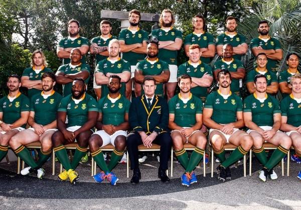 Les belles performances des Springboks à la Coupe du monde laissent présager un avenir radieux pour le rugby en Afrique