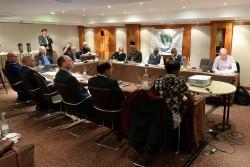 Le Comité Exécutif de Rugby Afrique a accueilli le 12 novembre les trois délégations irlandaise, fra