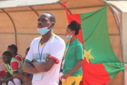 Burkina Faso women's team coach – Velhyr Dabiré.JPG