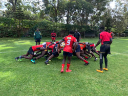 Kenya U20's residential training at Brookhouse School in preparation for the tournament 2.jpg
