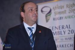 Khaled Babbou, President of Rugby Africa.JPG